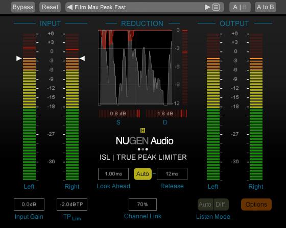 ISL | NUGEN Audio