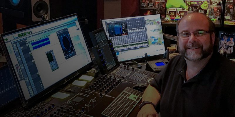 Renowned sound designer Scott Gershin adopts Loudness Toolkit and Halo Upmix