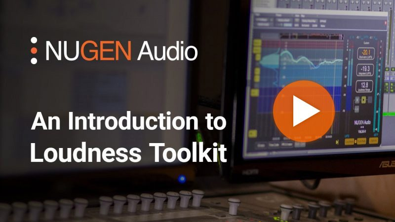 An Introduction to Loudness Toolkit