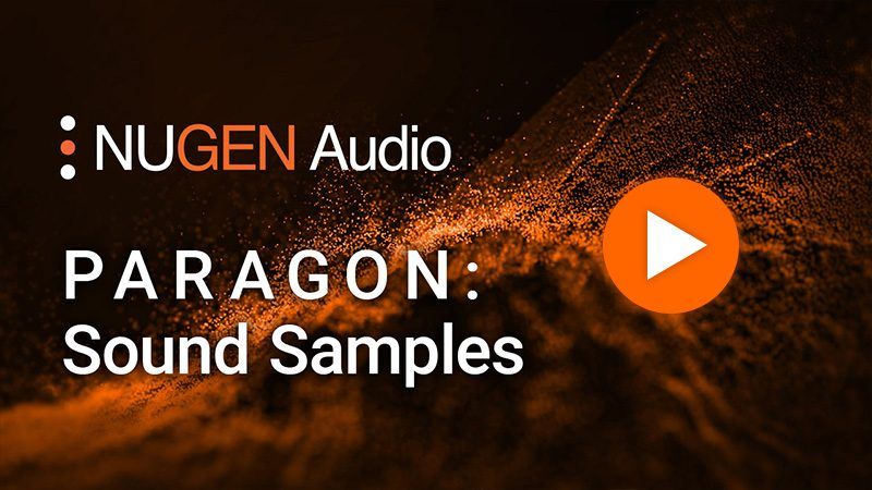 Paragon: Sound Samples